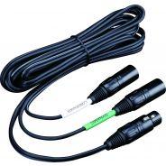 LEWITT - Cavo audio a 5 pin per microfono DTP640REX