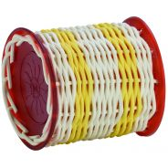 Natal Shaker Ganza Small Yellow Band / Red Ends