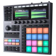 Native Instruments Maschine+ - Campionatore Drum Machine e Sintetizzatore