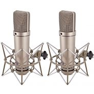 Neumann U 87 Ai Nickel Stereo Set