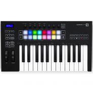 Novation Launchkey 25 MK3 - Tastiera Controller MIDI 25 Tasti