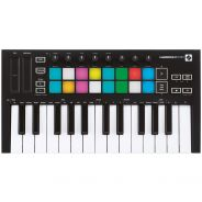 Novation Launchkey Mini MK3 MKIII - Mini Tastiera Controller MIDI/USB 25 Tasti