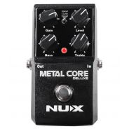 NUX METAL CORE DELUXE - Distorsore Hi-Gain con Noise Gate