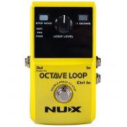 NUX Octave Loop - Pedale Looper con Octaver