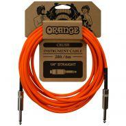 Orange Crush Cavo per Strumenti Jack / Jack 6mt