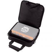 Orange Borsa Imbottita con Tracolla per Pedal Baby 100