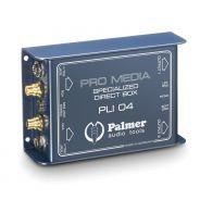 Palmer Pro PLI 04 - DI Box Passiva 2 Ch
