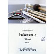 Friedrich Hofmeister Musikverlag Heinrich Knauer Paukenschule