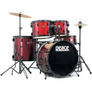 Peace dp101 Wine Red