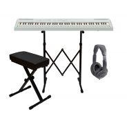ROLAND FP30WH Pianoforte Digitale Bianco / Cuffie Monitor Professionali / Stand / Panchetta