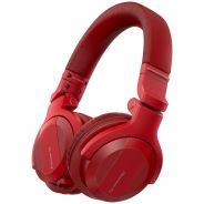 Pioneer HDJ-CUE1BT-R - Cuffie Chiuse Bluetooth Rosse per DJ