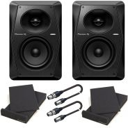Pioneer VM-50 Black Bundle