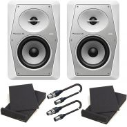 Pioneer VM-50 White Bundle