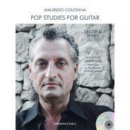 Edizioni Curci M. Colonna Studi Pop per Chitarra II Serie (26-50)
