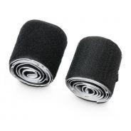 0 Palmer MI PEDALBAY® HNL - Velcro maschio e femmina larghezza 50 mm, 1 m