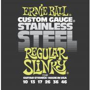 0 ERNIE BALL - 2246 - Stainless Steel Regular Slinky