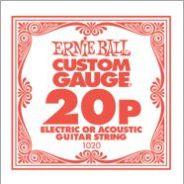 0 ERNIE BALL - 1020 - corda .020