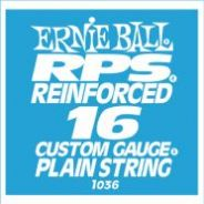 0 ERNIE BALL - 1036 - corda RPS .016