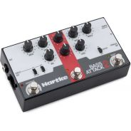 0 HARTKE - BA2 - Bass Attack 2 - Bass Preamp/Direct Box con overdrive