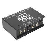 0 SAMSON - MD2PRO - D.I. Box Pro stereo - Passiva
