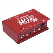 0 SAMSON - MCD2PRO - D.I. Box Pro - Computer/DJ