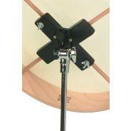 Schlagwerk - RTH 10 - staffa di montaggio a croce per Frame Drum