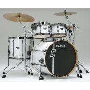 0 TAMA - MK42HLZBNS-SGW - shell kit Hyper-Drive - finitura Sugar White