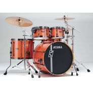 0 TAMA - MK42HLZBNS-BOS - shell kit Hyper-Drive - finitura Bright Orange Sparkle