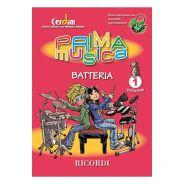 Ricordi Primamusica: Batteria Vol.1 - Metodo per Batteria