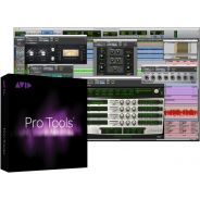 AVID PRO TOOLS CON UPGRADE PLAN ANNUALE - Software per Produzioni Audio (Card + iLock 2 USB)