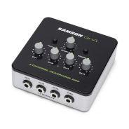 SAMSON QH4 - Amplificatore per Cuffie 4 Canali