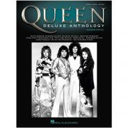 1 Queen Deluxe Anthology Updated Edition Piano, Vocal and Guitar