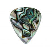 0 TIMBERTONES - Abalone Tones Picks - Green Abalone (conf. 1 pz.)