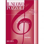 1 R. Soglia Ricordi Il Nuovo Pozzoli: Il Dettato Musicale Partitura + CD