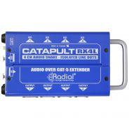 Radial Catapult RX4L - Modulo di Ricezione Snake Audio 4 Ch