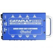 Radial Catapult RX4M - Modulo di Ricezione Snake Audio 4 Ch