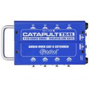 Radial Catapult TX4L - Modulo di Trasmissione Snake Audio 4 Ch