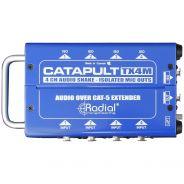 Radial Catapult TX4M - Modulo di Trasmissione Snake Audio 4 Ch