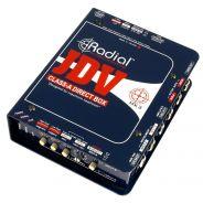 Radial JDV Active Super Direct Box