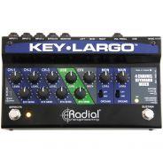 Radial Key-Largo - Mixer per Tastiere e Pedale Performance