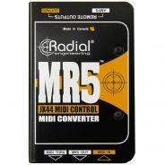 Radial MR5 - Convertitore MIDI per JX44 e JX42