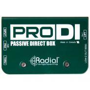 Radial ProDI - DI Box Passiva