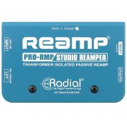 Radial ProRMP - Studio Reamper Passivo