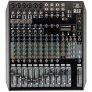 RCF E 12 - Mixer Analogico Passivo 12Ch con Effetti