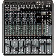 RCF E 16 - Mixer Passivo Analogico 16Ch con Effetti