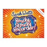 Kevin Mayhew Ready, Steady Recorder! Pupil Book + Audio CD