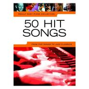 Wise Publications Really Easy Piano: 50 Hit Songs