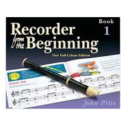 EJA Publications Recorder from the Beginning: Pupil's Book 1