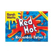 Kevin Mayhew Red Hot Recorder Tutor 1 - Descant Student