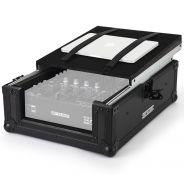 Reloop Case per Mixer DJ con Supporto per Laptop